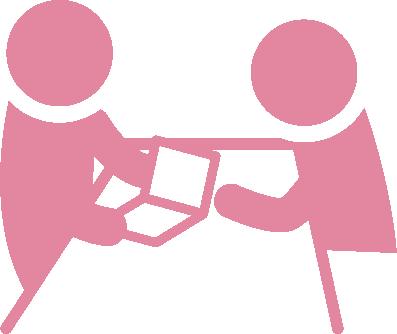障害者相談支援業務のアイコン